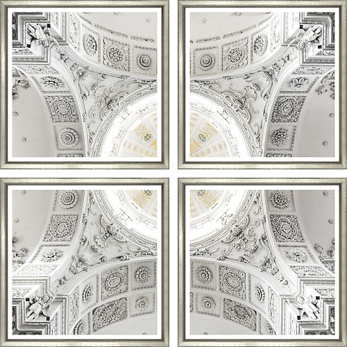 Will Stafford, Dome Interior II (4-Pc)