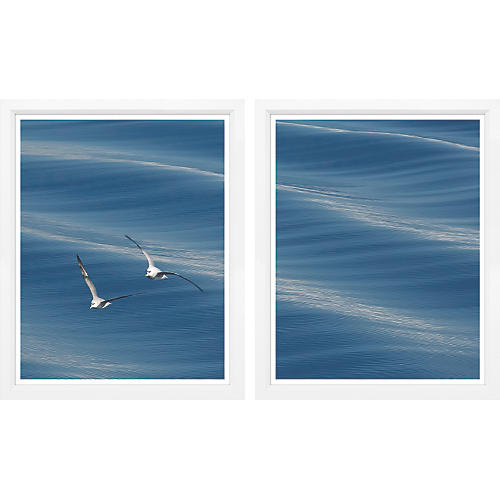 William Stafford, Flying Home Diptych