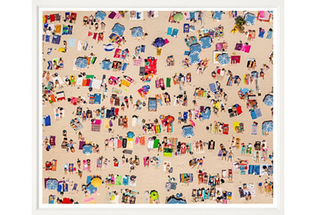 Mike Raabe, Aerial Summer Beach