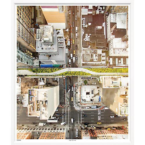 William Stafford, High Line Park