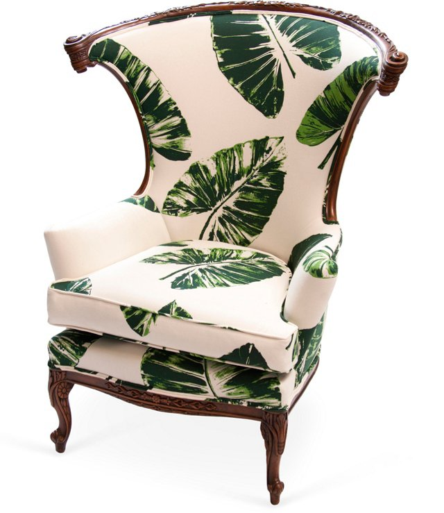 Victorian Parlor Chair II