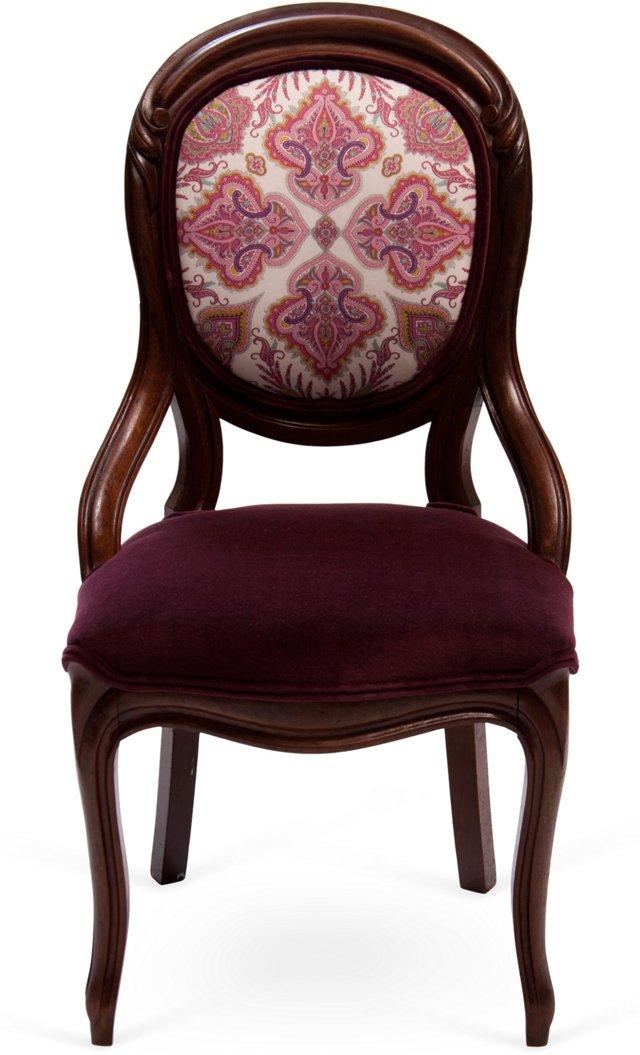 Liberty Chair, Pink