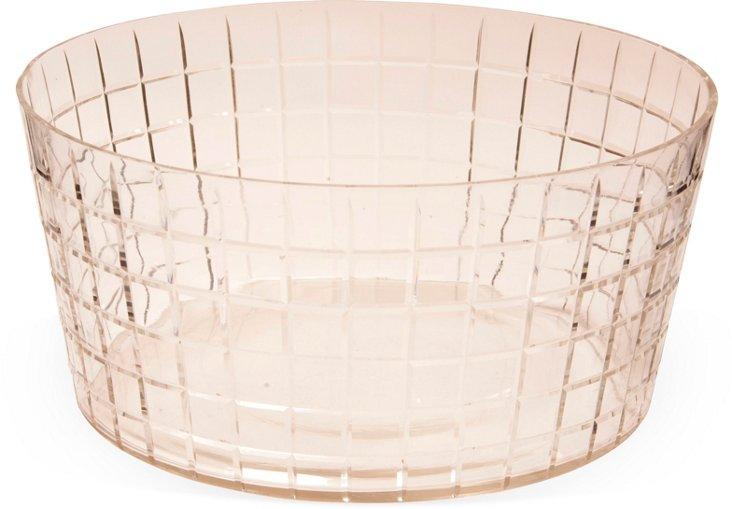 Extra Large Crystal Bowl