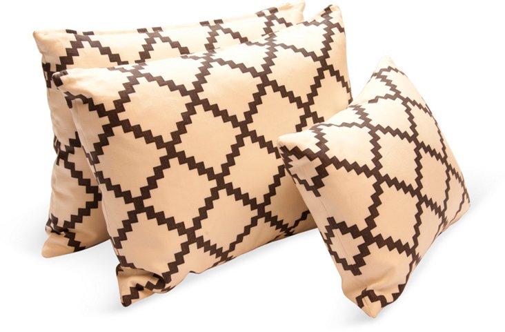 Chatham Pillows, Set of 3