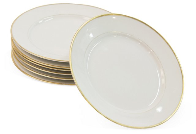 Johann Havilland plates, Set of 7