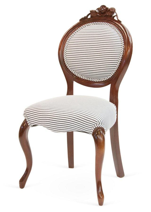 Vintage Rose Chair