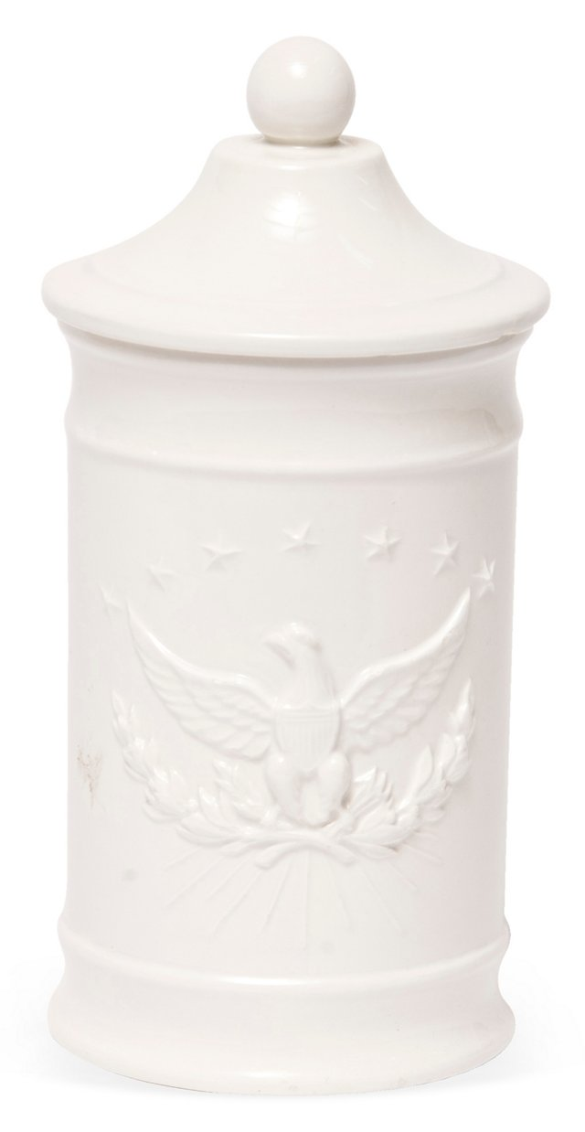 Patriotic Canister