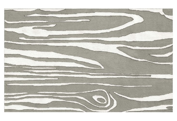 Oakwood Outdoor Rug, Gray