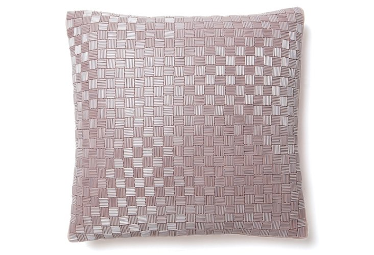 Sorel 12x12 Pillow, Foxglove Purple