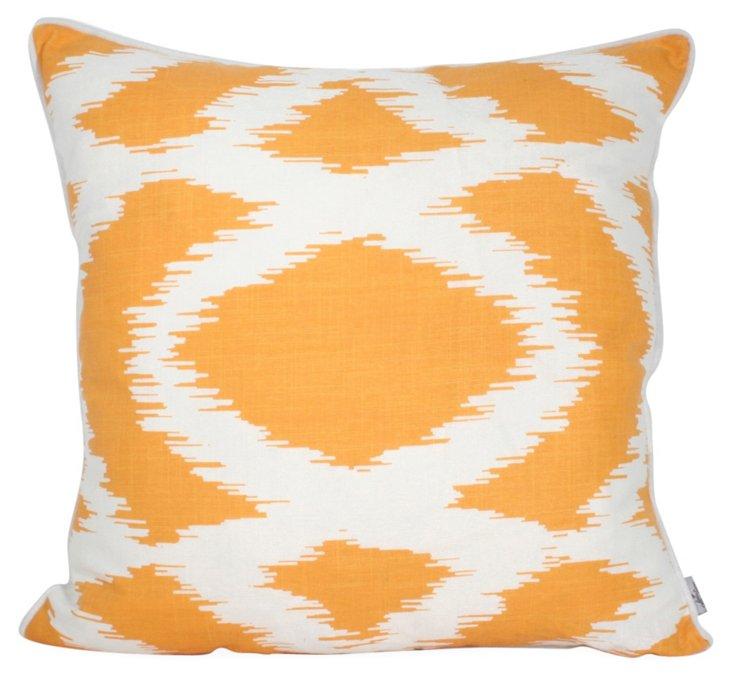 Hollyn 20x20 Pillow, Mimosa