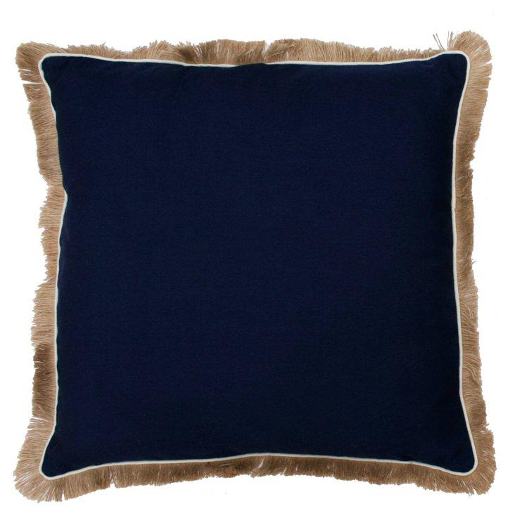 Cascade 20x20 Pillow, Navy