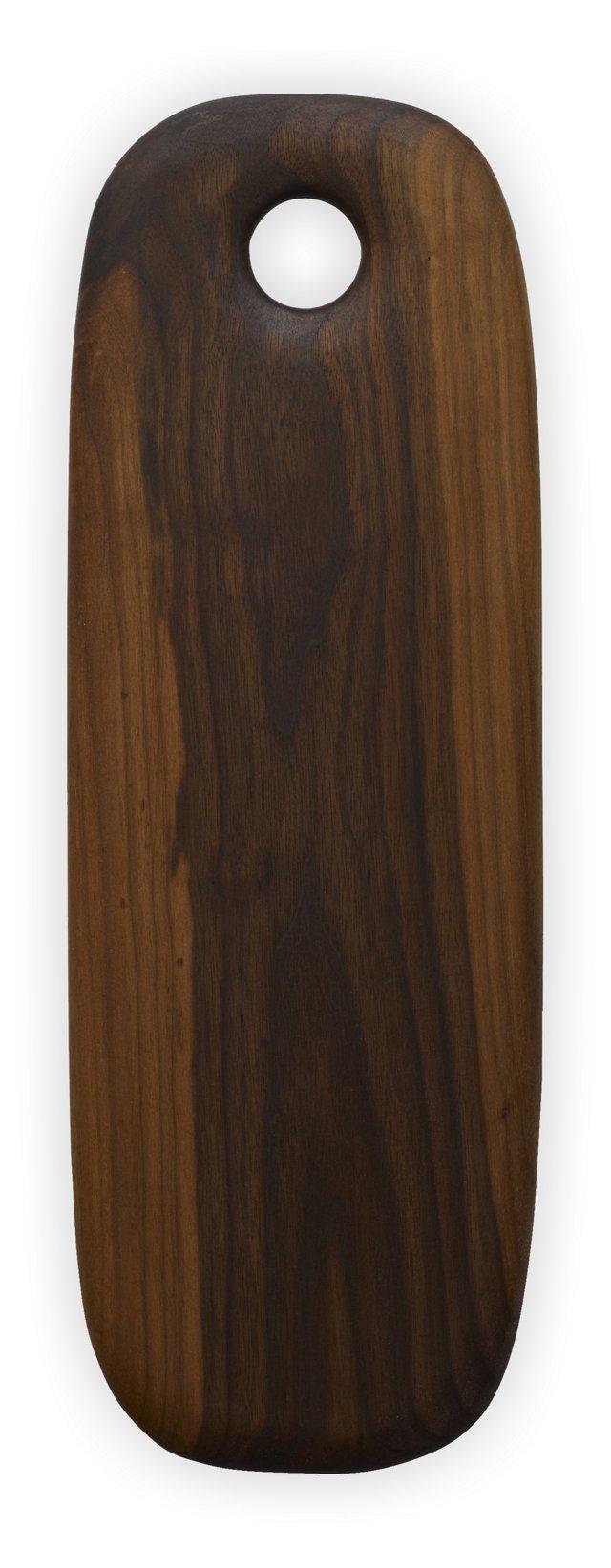 Solid Walnut Long-Rectangle Board