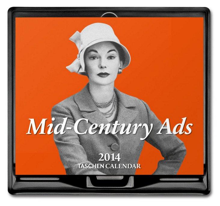 Mid-Cent. Ads Daily Tear-Off Calendar