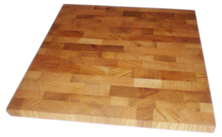 Hodge Podge End Cutting Board