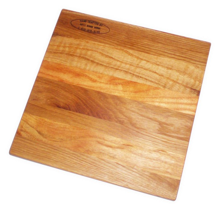 Hodgepodge Cutting Board, Medium