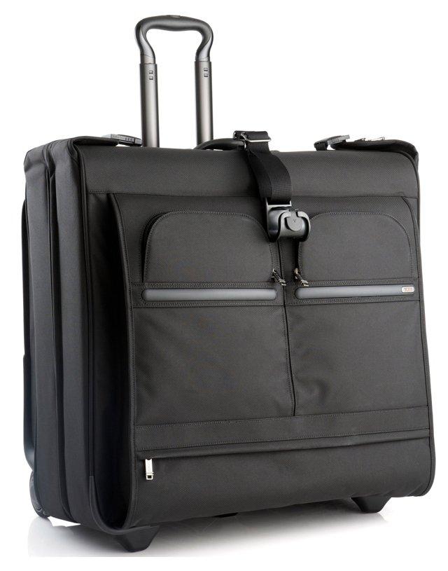 Gen 4 Long Wheeled Garment Bag, Black