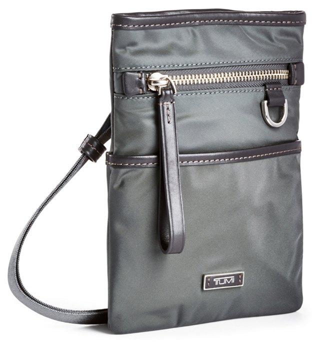Positano Crossbody Bag, Gray
