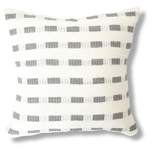 Bertu 20x20 Pillow, Gray