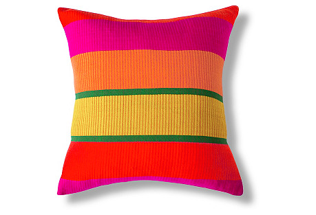 Paleta 18x18 Pillow, Citrus