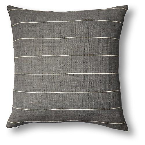 Selam 18x18 Pillow, Gray