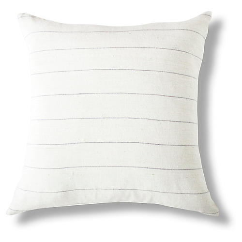 Selam 18x18 Pillow, Natural