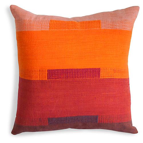 Bale 18x18 Pillow, Dusk