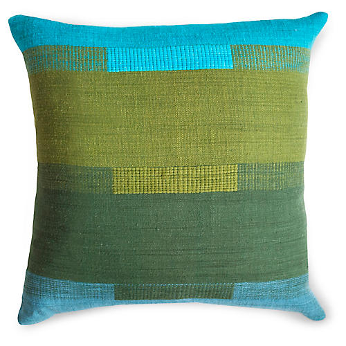 Bale 18x18 Pillow, Dawn