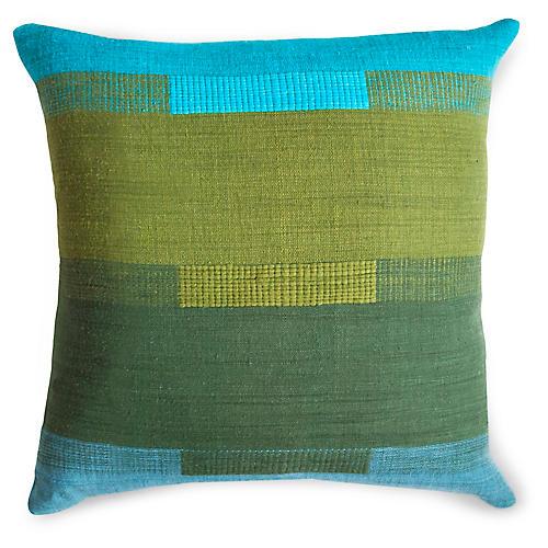 Bale 18x18 Pillow, Dawn