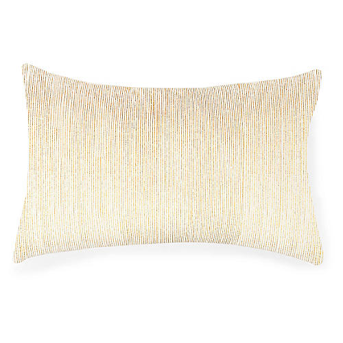 Lulete 12x18 Pillow, Gold