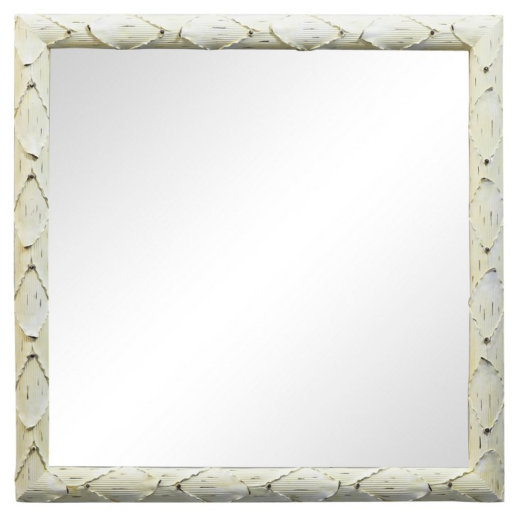 Acanthus Wall Mirror