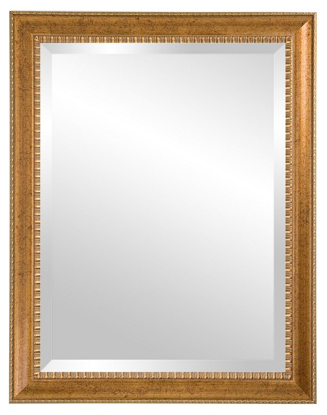 Anita Mirror, Gold