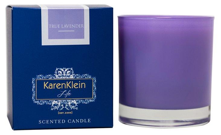 10.25 oz Amalfi Candle, Lavender
