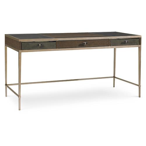 Agnese Desk, Russet