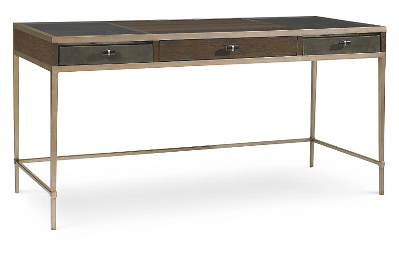 Agnese Desk - Russet - Caracole
