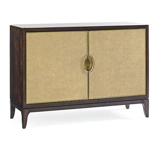 Cosgrove Sideboard, Gold