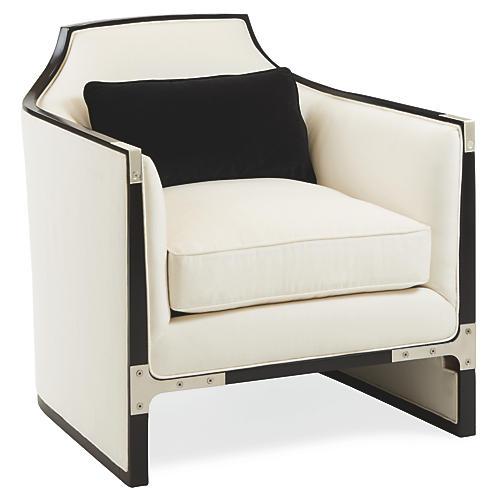 Marleigh Club Chair, Neutral