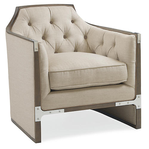 Avalyn Chair, Neutral
