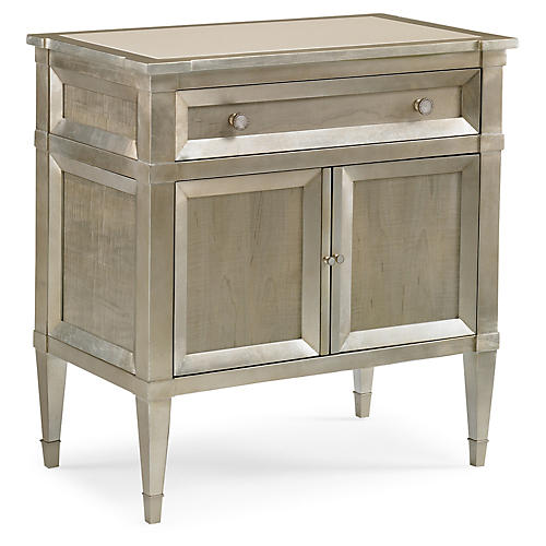 Sonoma Nightstand, Smoked Gold