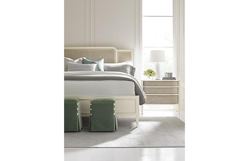 bed room sets imagine panel bed ivory platform beds beds bedroom 10249