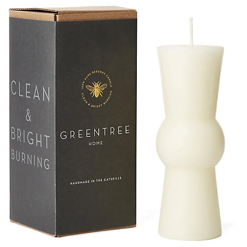 Josee Candle, Cream