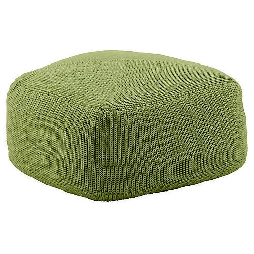 Divine Pouf, Green