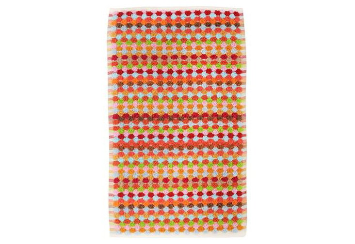 S/2 Turkish Guest Towels, Pink