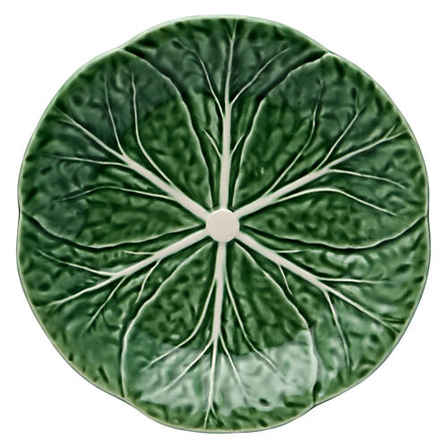 Cabbage Plate, Green