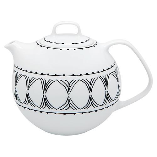 Nero Teapot
