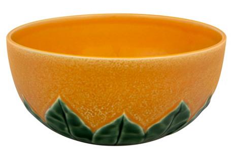 Orange Salad Bowl