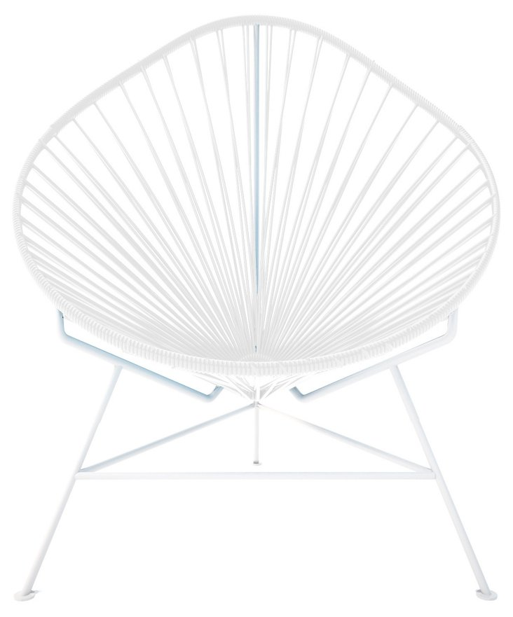 Acapulco Chair, White