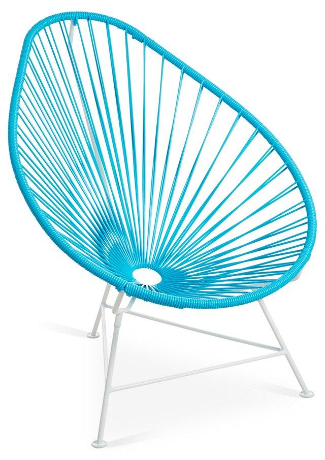 Acapulco Chair, Blue