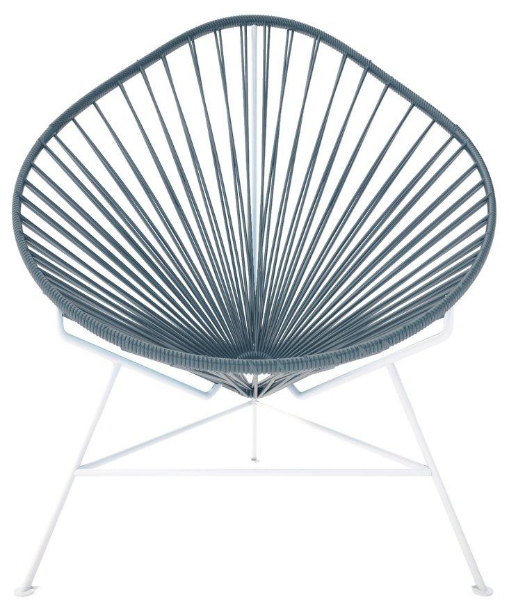 Acapulco Chair, Gray