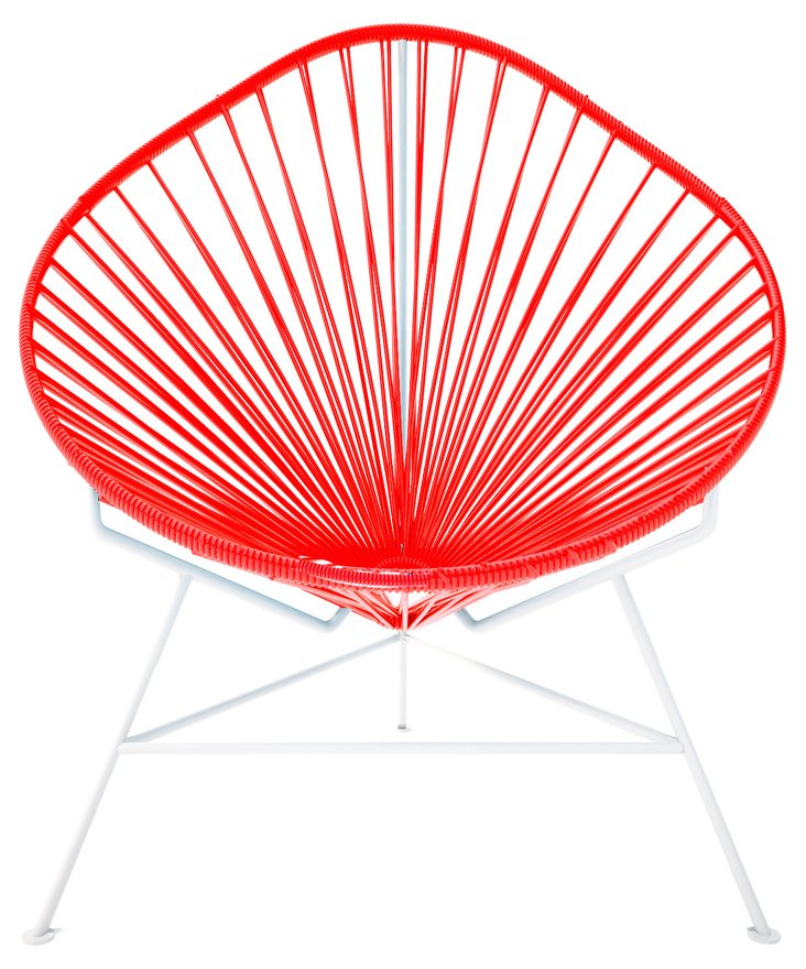 Acapulco Chair, Red