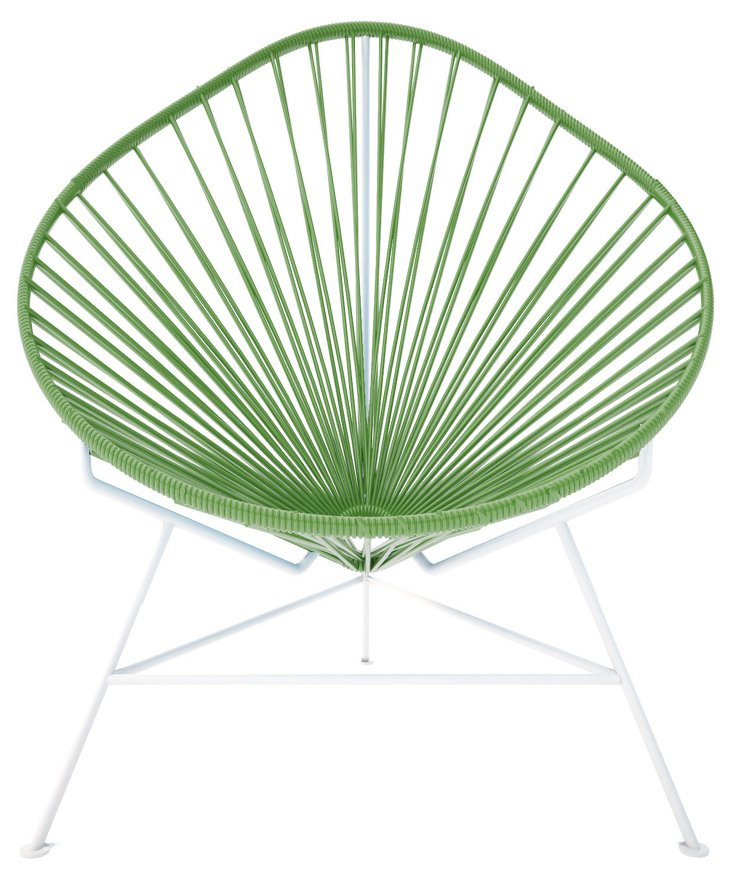 Acapulco Lounge Chair, Green